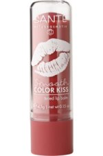Balsam do ust Color Kiss 4,5g Soft red